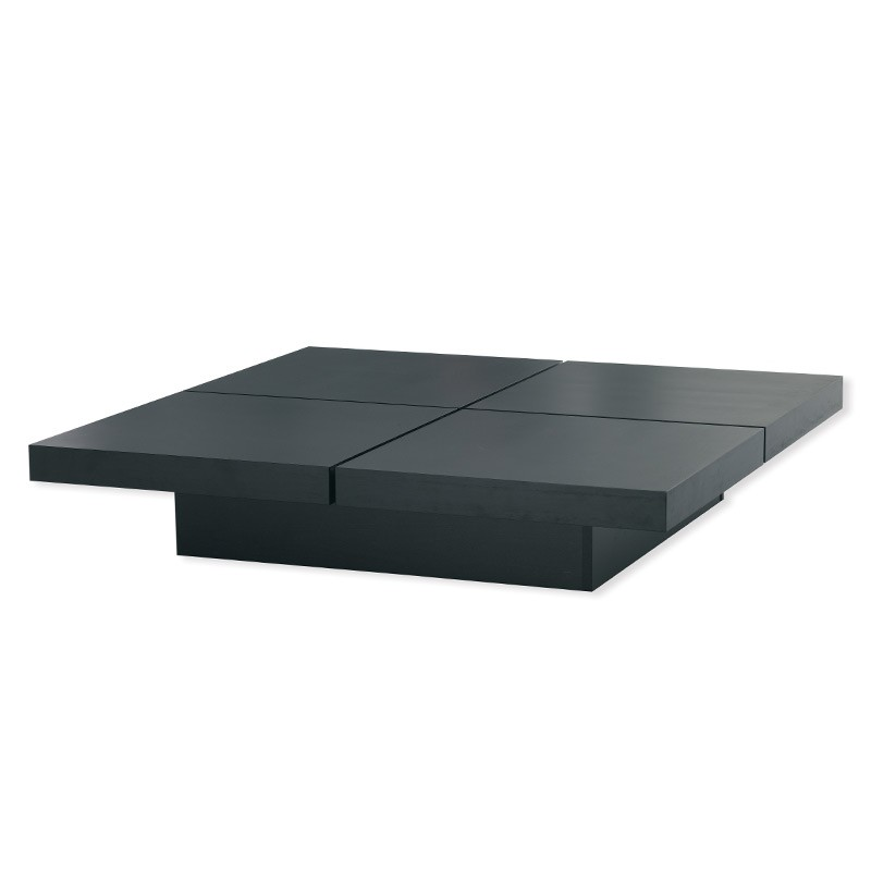 TemaHome  Table Basse 111cm Kyoto Wengé
