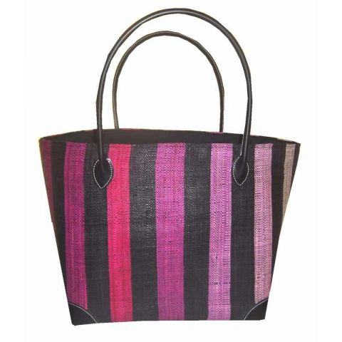 Panier de plage Tamatave GM Ultra Purple