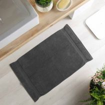"Tapis de Bain ""Colors"" 50x85cm Anthracite"