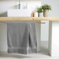"Drap de Douche ""Colors"" 70x130cm Gris"