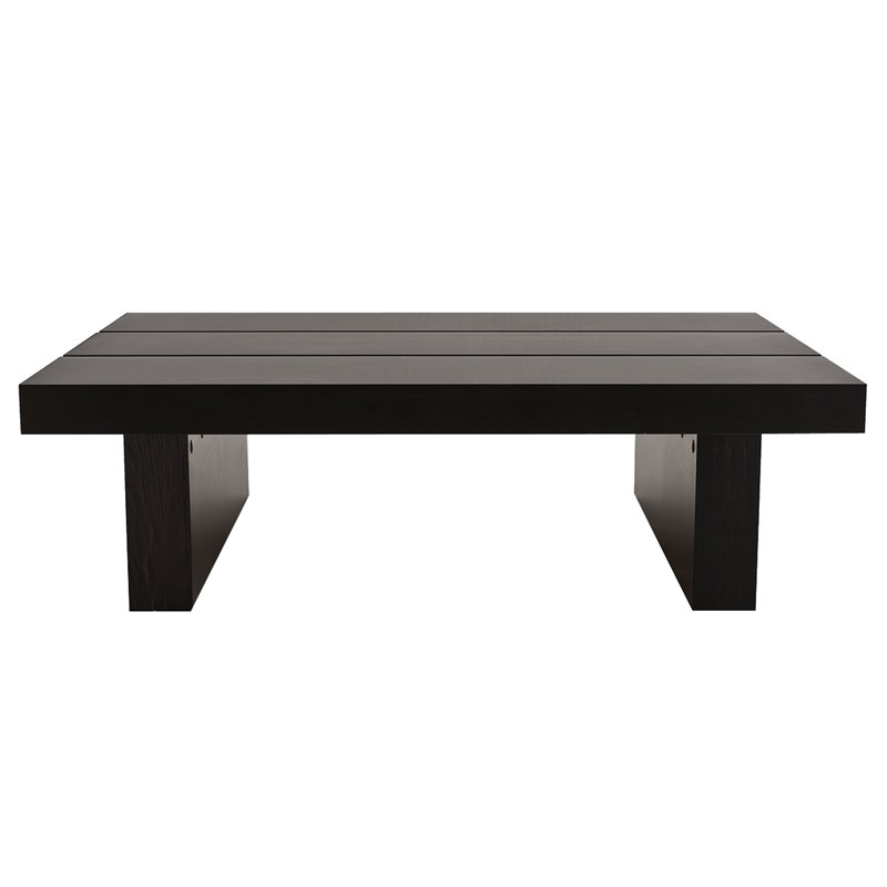 Temahome table basse 94cm tokyo weng - Table basse wenge but ...