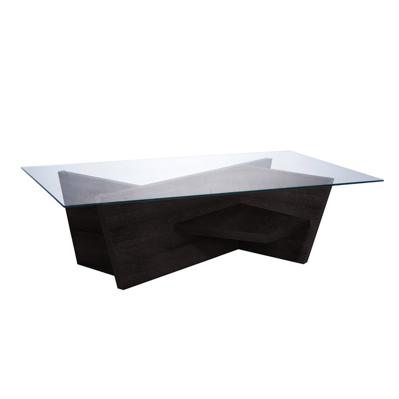 Temahome table basse 120cm oliva weng - Table basse wenge but ...