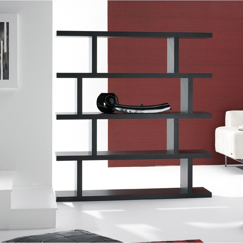 temahome tag re biblioth que step haut wenge. Black Bedroom Furniture Sets. Home Design Ideas