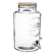 "Distributeur de Boisson ""Smiths"" 5L Transparent"