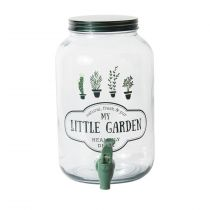 "Distributeur de Boisson ""Little Market"" 3,5L Transparent"