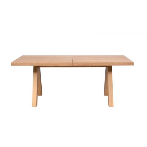 "TemaHome - Table Repas Extensible ""Apex"" 200-250cm Chêne"