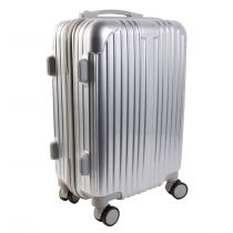 "Valise Cabine Design ""New York"" 40L Gris"
