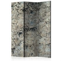 "Paravent 3 Volets ""Cracked Stone"" 135x172cm"
