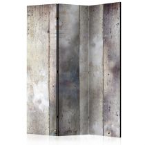 """Paravent 3 Volets """"Shades of Gray"""" 135x172cm"""