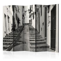 "Paravent 5 Volets ""Altea Old Town"" 172x225cm"