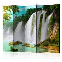 "Paravent 5 Volets ""Detian Waterfall China"" 172x225cm"