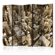 "Paravent 5 Volets ""New York, Manhattan"" 172x225cm"