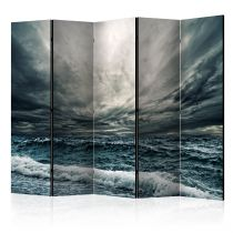 "Paravent 5 Volets ""Ocean Waves"" 172x225cm"