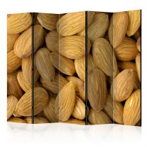 "Paravent 5 Volets ""Tasty Almonds"" 172x225cm"
