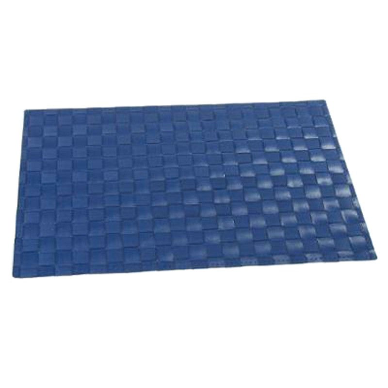 Set de table chic 30x45cm bleu for Set de table bleu
