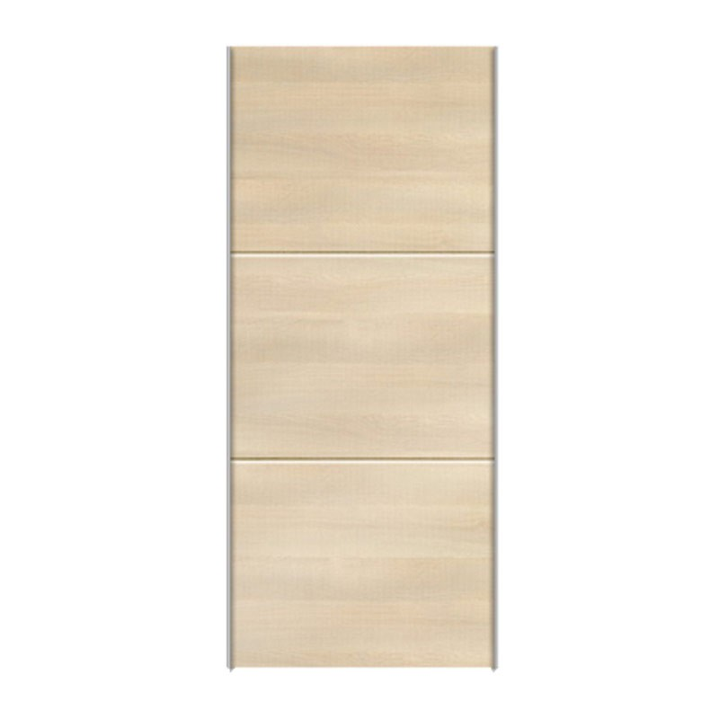 porte coulissante dressing 100cm facility beige. Black Bedroom Furniture Sets. Home Design Ideas