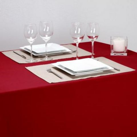 "Set de Table 33X47cm ""Côtelé"" Lin"