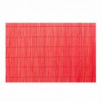 "Set de Table 30X45cm ""Bambou"" Rouge"