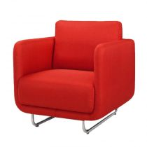 "Fauteuil ""Run"" Rouge"