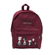 "Sac à Dos ""Snoopy"" Rouge"