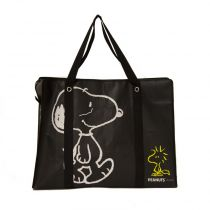 "Sac Shopping ""Snoopy"" XL Noir"