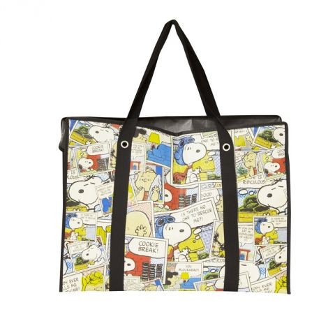 "Sac Shopping ""Snoopy"" XL Multicolore"