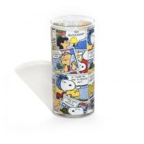 "Verre ""Snoopy"" Multicolore"