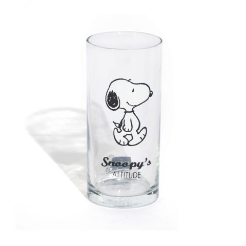 "Verre ""Snoopy"" Transparent"