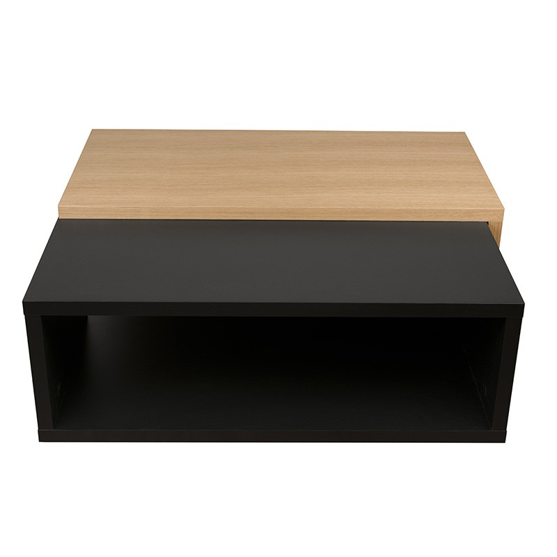 Table basse noir mat - Table basse ikea noir ...