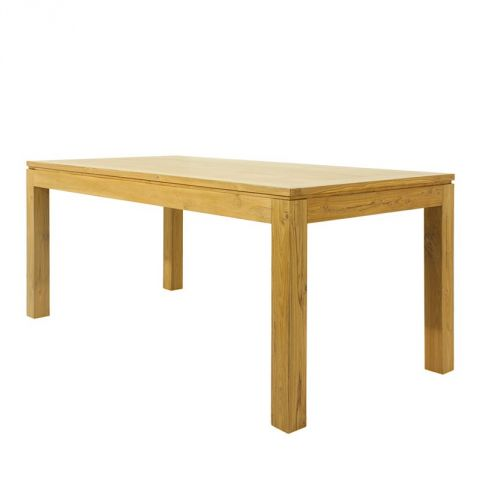 "Table de Repas ""Macao"" 180cm Naturel"