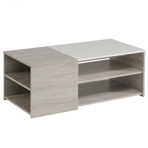 "Table Basse ""Bellissimo"" Gris"