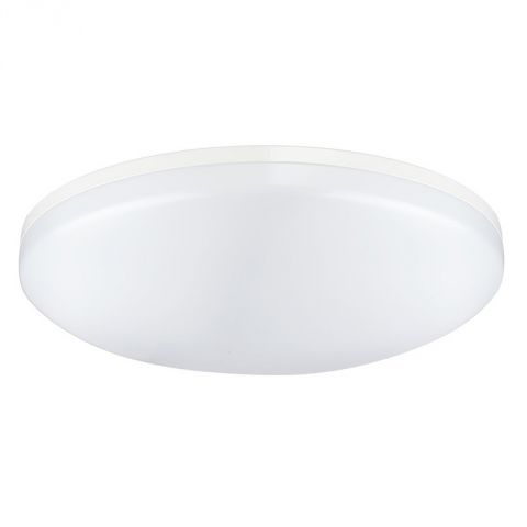 "Plafonnier Rond LED ""Ely"" Blanc"