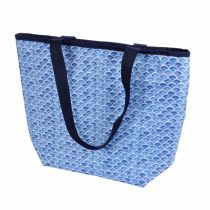"Sac Shopping Isotherme ""Blue Wave"" 20L Bleu"
