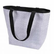 "Sac Shopping Isotherme ""Easily"" 20L Blanc"