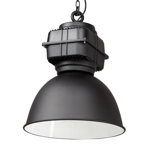 "Lampe Suspension ""Cooper"" Noir"