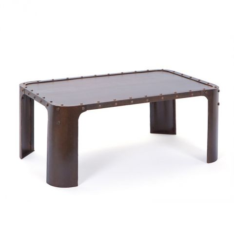 "Table Basse ""Wall"" Bronze"