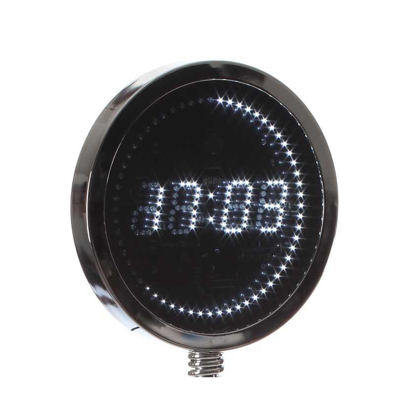 Pendule Digital Led sur pied