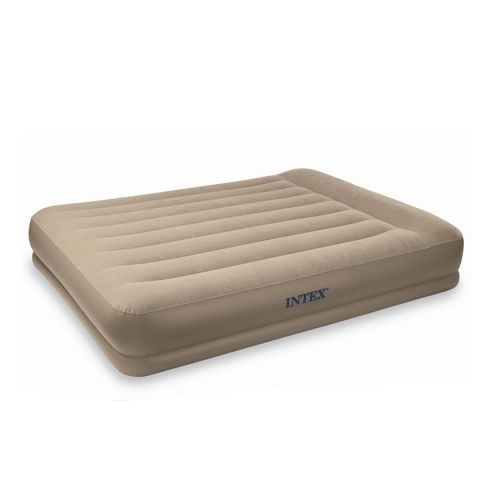 matelas gonflable electrique 2 places beige. Black Bedroom Furniture Sets. Home Design Ideas