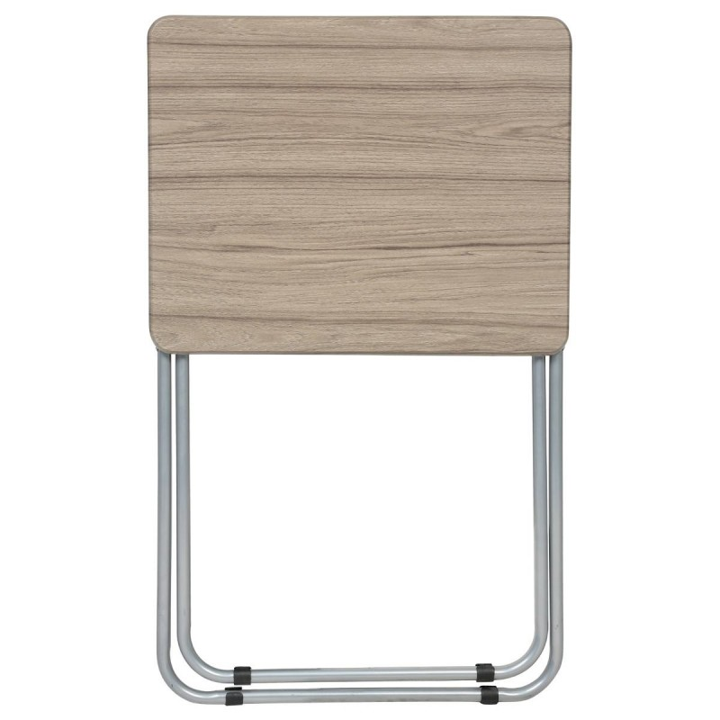 Table D Appoint Pliante Crushy 70cm Beige