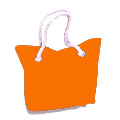 Sac de plage Kaili Orange