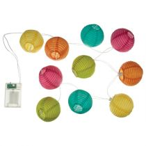 Guirlande Lumineuse LED 120cm Multicolore