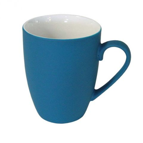 Mug So Soft en Silicone Bleu