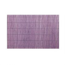 "Set de Table ""Bambou"" 30x45cm Violet"