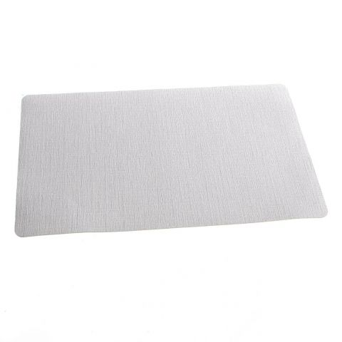Set de Table Rectangulaire 43x28cm Gris