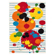 "Tapis Arte Espina ""Kids Paint"" Multicolore"