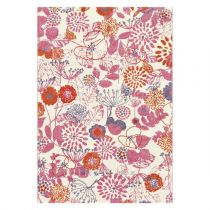 "Tapis Arte Espina ""Kids Flowers"" Rose"