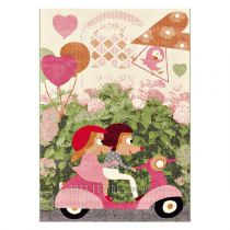 "Tapis Arte Espina ""Kids Lovely"" Multicolore"