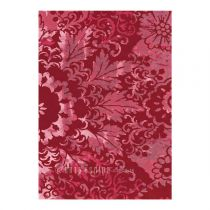 "Tapis Arte Espina ""Ornament"" Rouge"