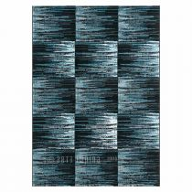"Tapis Arte Espina ""Screen"" Bleu"