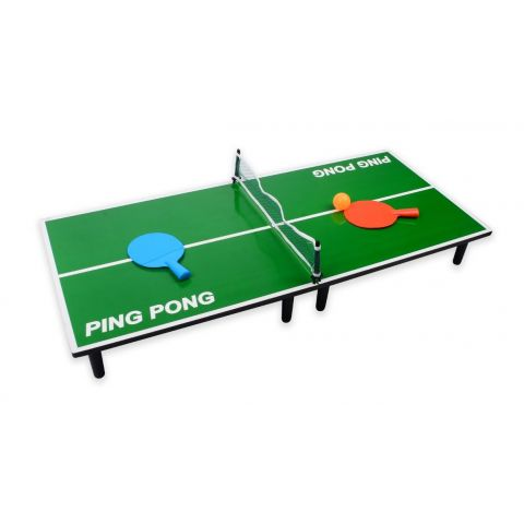 Table de Mini Ping Pong 90cm Vert